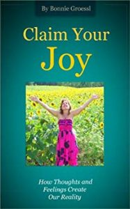 Claim Your Joy ebook by Bonnie Groessl