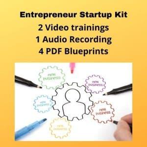 Entrepreneur Startup Kit