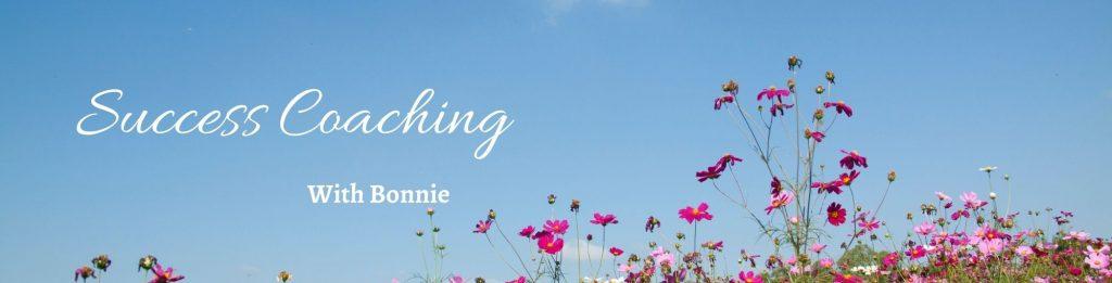 Success coaching flowers Bonnie Groessl