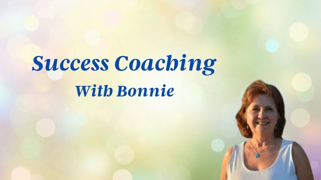 success coaching with Bonnie Groessl services