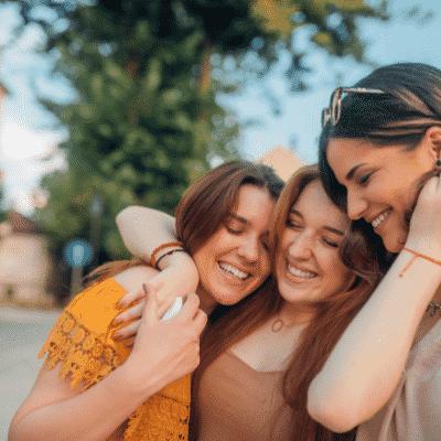 Oxytocin is the chemistry behind a feel-good hug